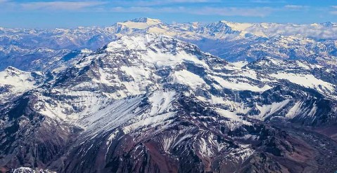 Aconcagua is in which country?