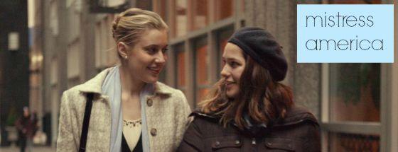 Noah Baumbach's Mistress America Review Tinsel & Tine