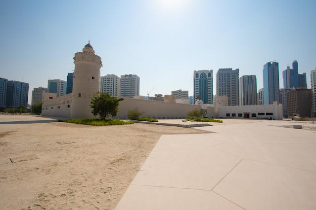 Qasr al Hosn (Forte bianco)-Abu Dhabi