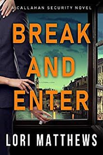 Break and Enter: Sexy, Thrilling Romantic Suspense by Lori Matthews - book promotion sites