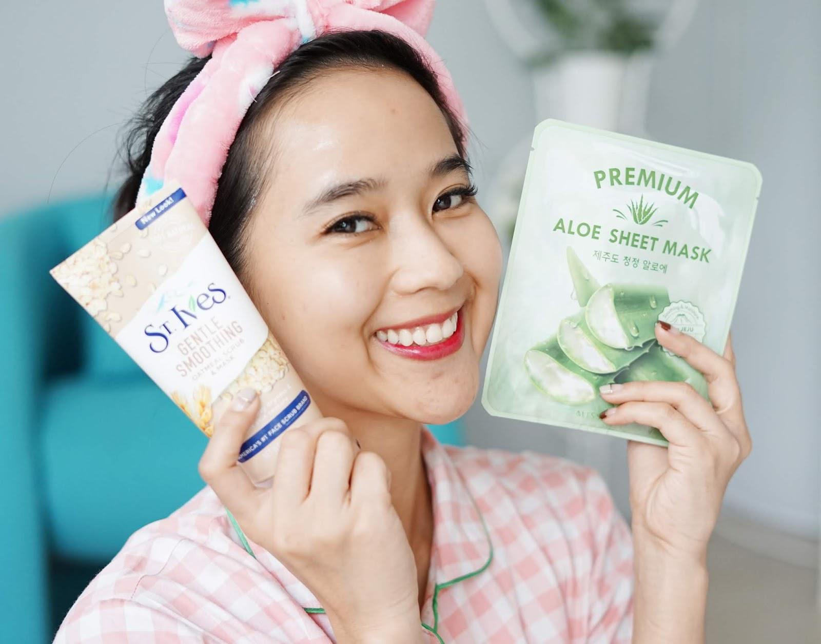 Sasyachi Beauty Diary Cara Hilangkan Bekas Jerawat Dengan Skin Care Korea