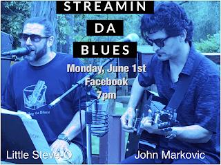 Streamin' Da Blues
