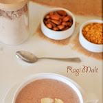 Ragi Malt Recipe | Ragi Sweet Porridge | Ragi Kanji