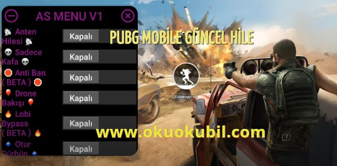 Pubg Mobile 0.18.0 Drone Bakışı Rootsuz Güncel Hile İndir 2020
