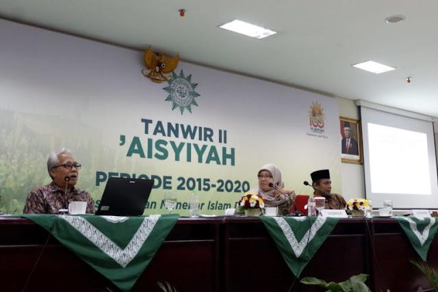 Tanwir 'Aisyiyah: Monogami Lebih Berpeluang Meraih Sakinah