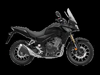 Spesifikasi CB500X 2022, Hadir dengan Pilihan Warna Baru dan Shock USD