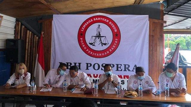 Relawan Jokowi Laporkan Stafsus Erick Thohir Serentak ke 27 Polda