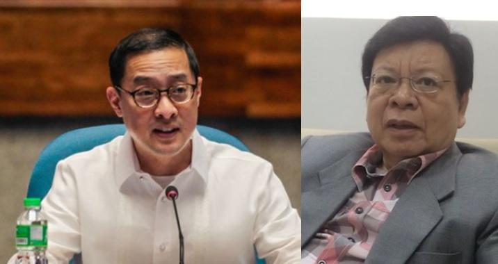Katigbak fact-checks Marcoleta's claims