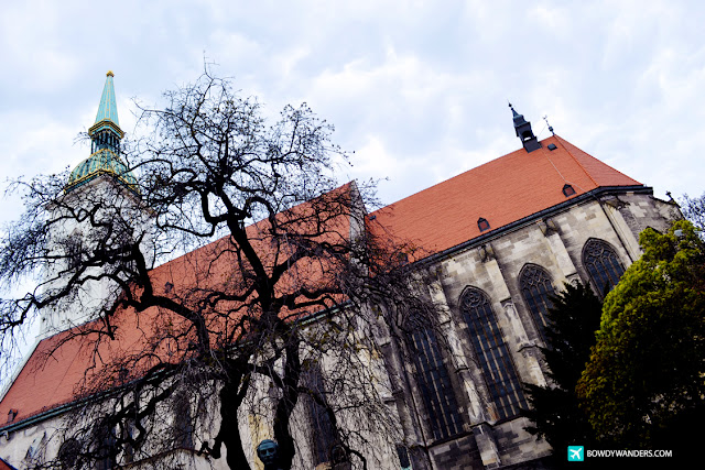 bowdywanders.com Singapore Travel Blog Philippines Photo :: Slovakia :: Reasons Not to See the St Martin's Cathedral in Bratislava