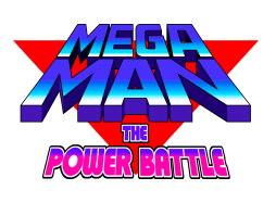 Capcom Mega Man: The Power Battle