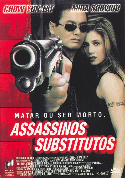 Assassinos Substitutos Dublado Online
