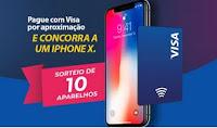 Vai de Visa com Drogaria Venancio valendo um iPhone X!