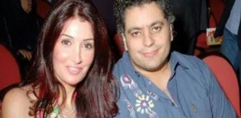 من هو هيثم زينتا زوج  غادة عبد الرازق