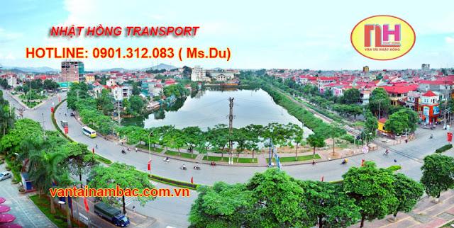 Vận chuyển hàng hóa từ Tphcm đi Nghệ An