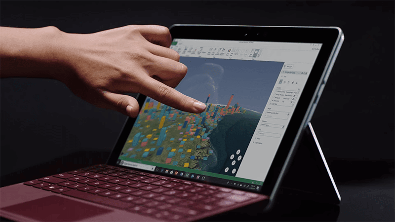 Microsoft announces Surface Go, a compact 2-in-1 Windows device!