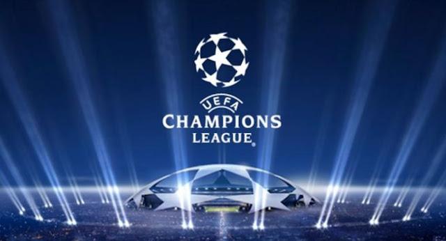 Hasil Undian Babak Play-Off Liga Champions 2017-2018