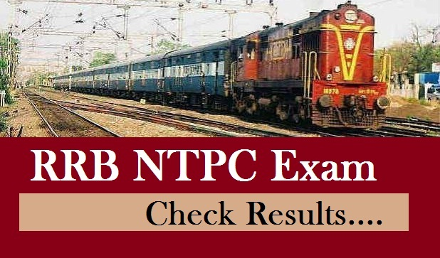 RRB NTPC Result 2016 Declared