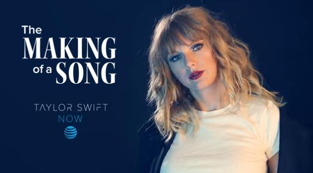Video Taylor Swift Saat Membuat Lagu Yang Berjudul Gorgeous