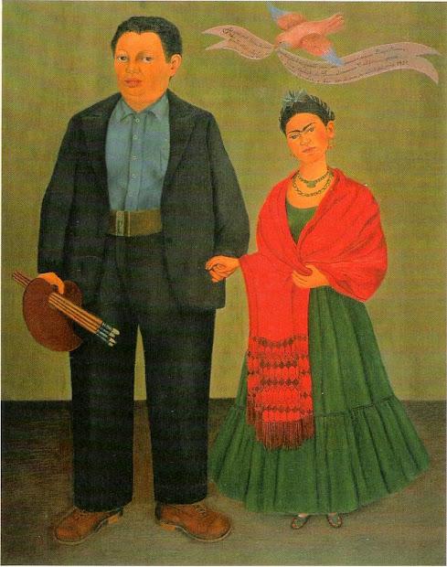 Mansouri Living Frida Kahlo & Diego Rivera Coming