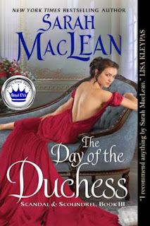 romance novel covers, historical romance, Royal Pick, The Day of the Duchess by Sarah MacLean