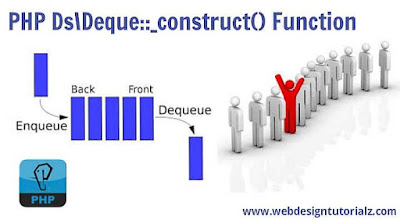 PHP Ds\Deque::_construct() Function