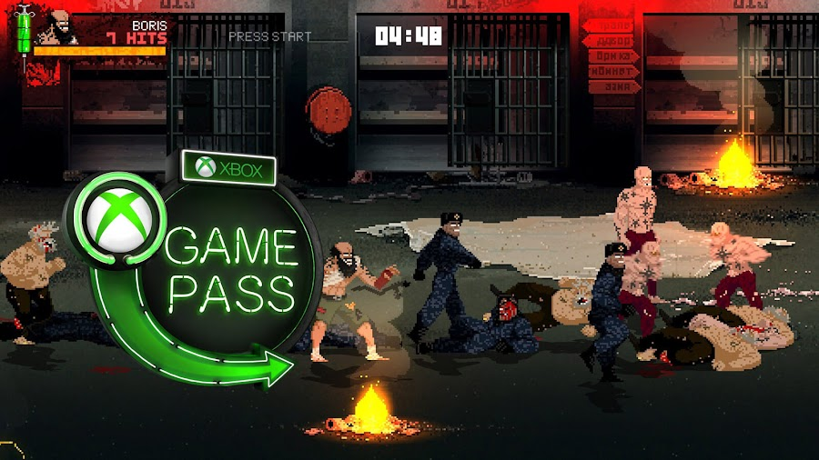 xbox game pass 2020 mother russia bleeds le cartel studio devolver digital pc