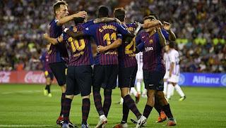 موعد مشاهدة مباراة برشلونة وهويسكا ضمن الدوري الأسباني والقنوات الناقلة