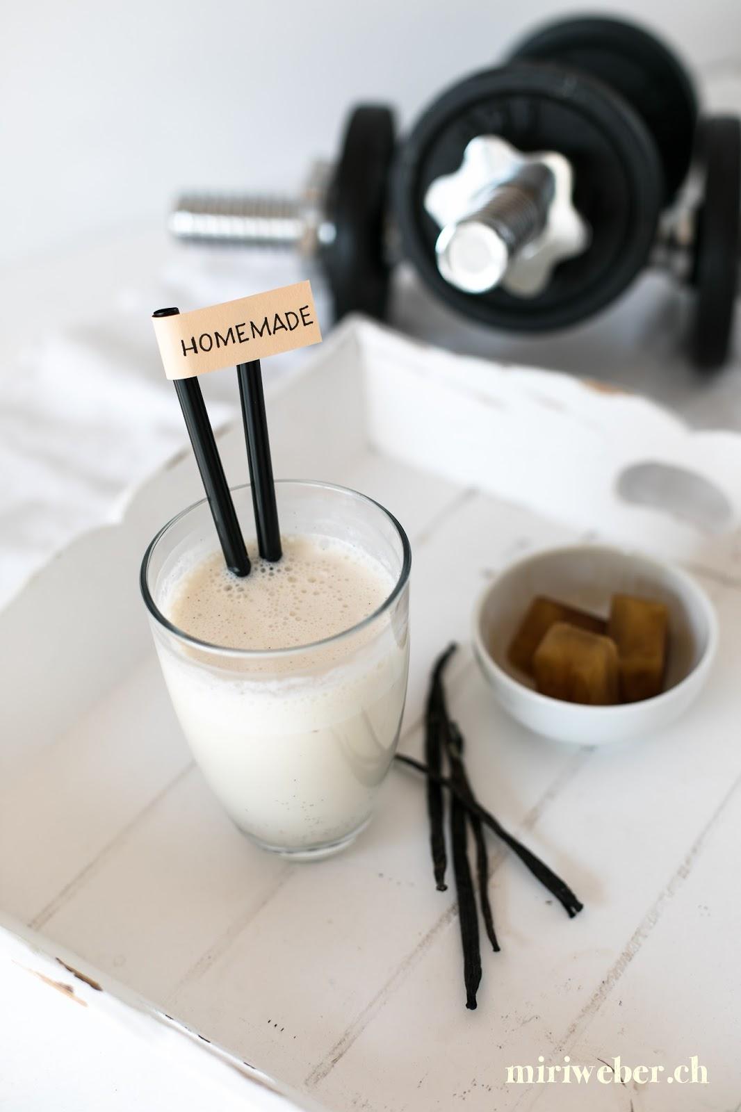 blog schweiz eiweiss shake zum selber machen das beste rezept. Black Bedroom Furniture Sets. Home Design Ideas