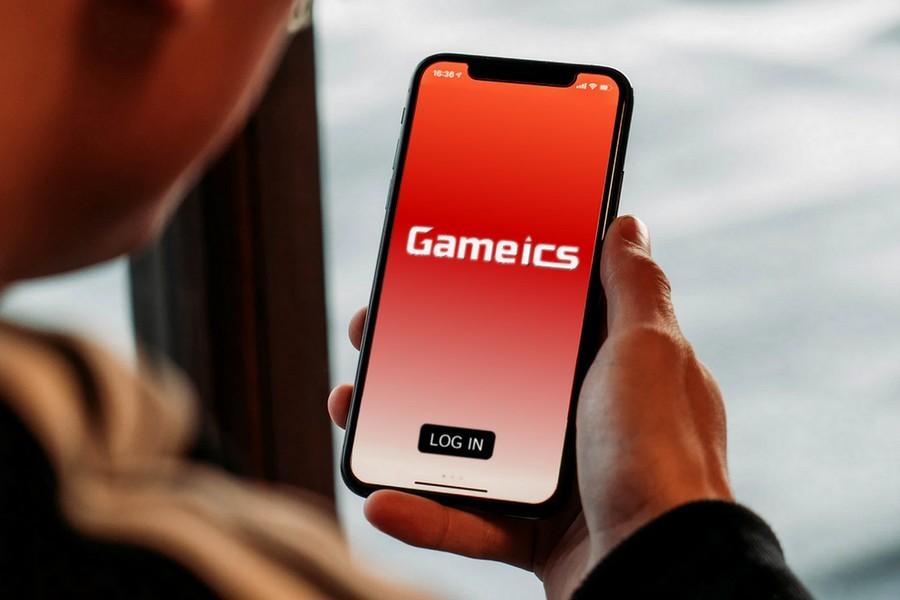 Gameics Mock App