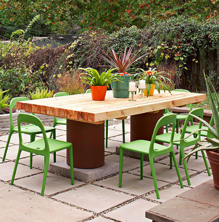 7 EASY DIY GARDEN FURNITUR TO INSPIRE YOU