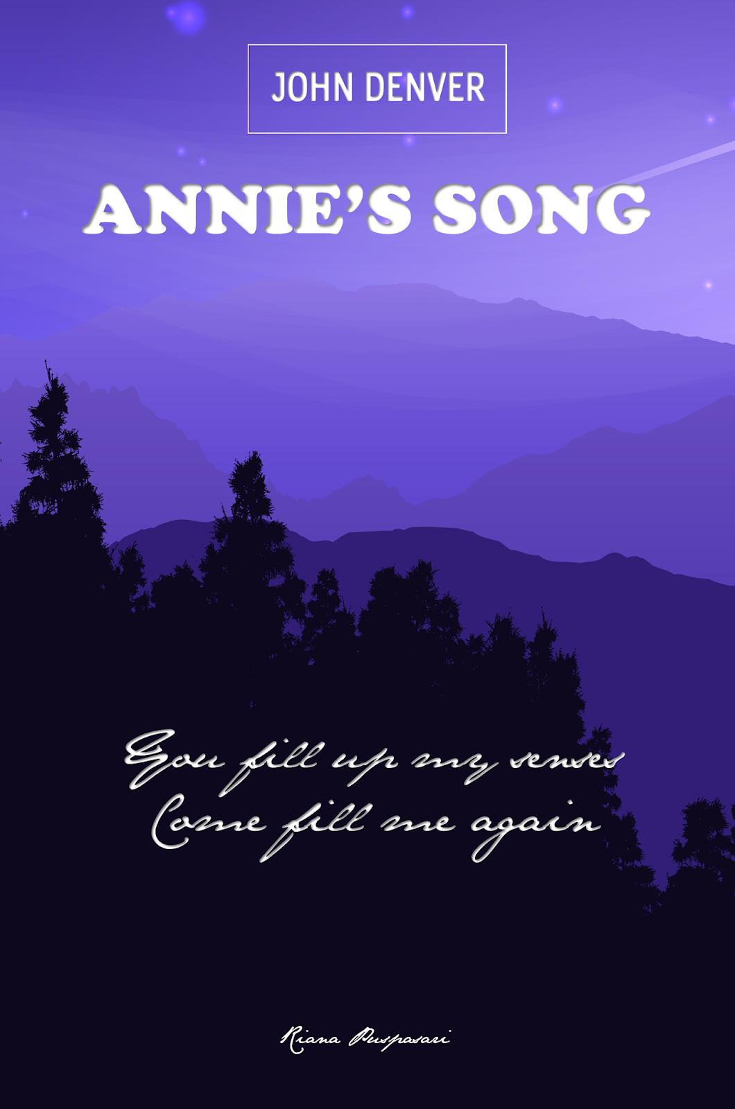 Annie's Song John Denver
