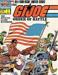 The G.I. Joe Order of Battle