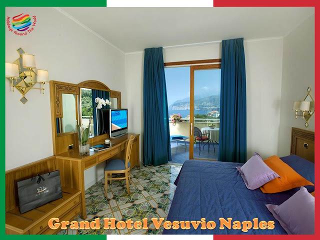 Grand Hotel Vesuvio Naples
