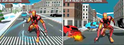 Iron Robot Fighting 2019