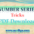 Number Series Tricks PDF Download Speed Maths Shortcut Tricks Download