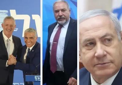 Netanyahu desiste de formar governo e  devolve mandato