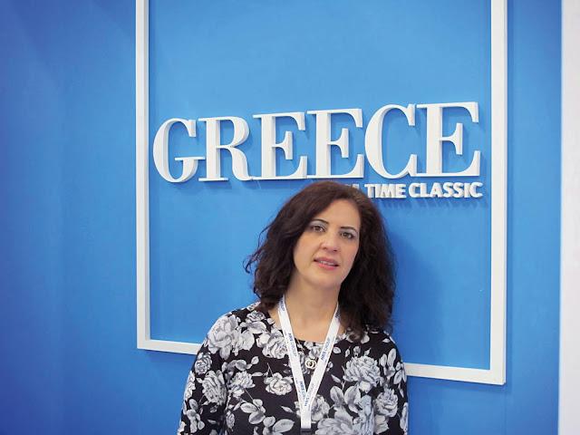 Κωνσταντίνα Νικολάκου: Αισιόδοξο και το 2018 για το τουριστικό προϊόν της Πελοποννήσου
