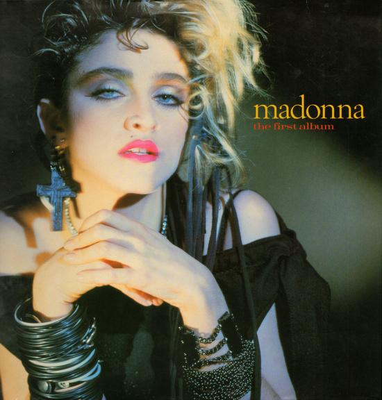 Madonna, first album 1985