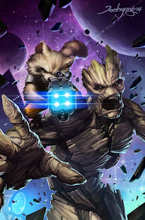 Guardians of The Galaxy Mobile HD Wallpaper