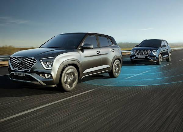 Novo Hyundai Creta 2022 - Ultimate - Sistemas de Segurança