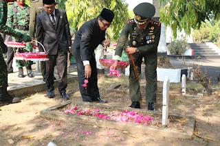 Wabup Muqit Apresiasi Peran TNI Jaga Negara