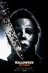 pelicula La Noche de Halloween (Halloween Returns) (2018)