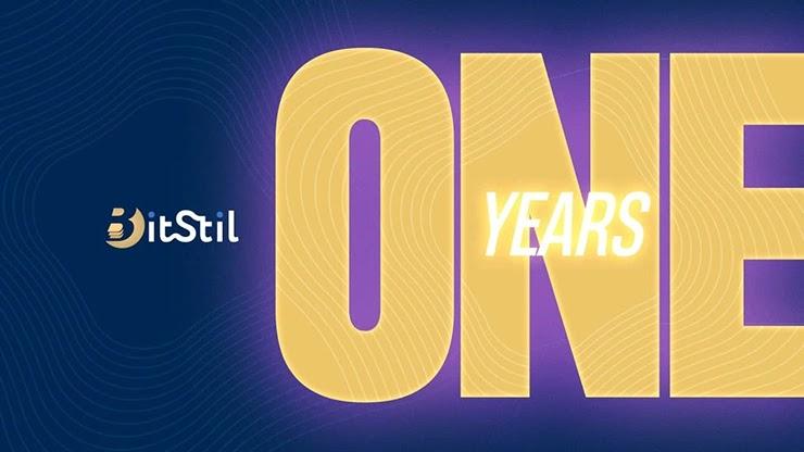 BitStil празднует год непрерывной работы
