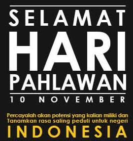 Sejarah Makna Hari Pahlawan 10 November 1945 Merdeka 106 7fm