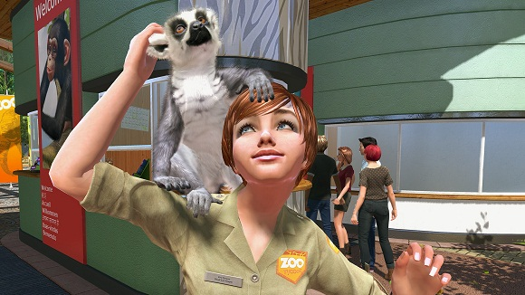 Zoo Tycoon Ultimate Animal Collection PC Free Download Screenshot 2