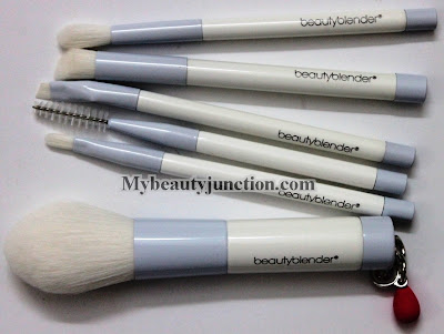 Beautyblender Detailers makeup and eye brushes preview and exclusive photos