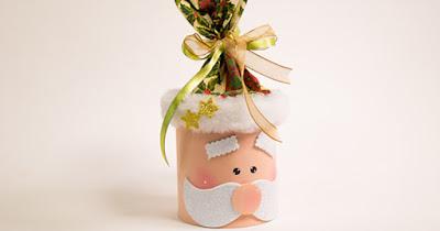 10 ideias lindas de artesanato para aproveitar latas de leite