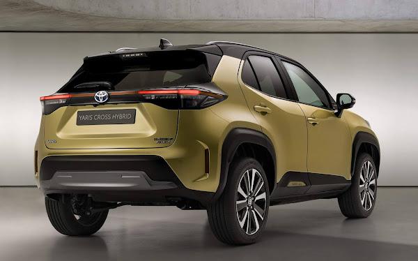Toyota Yaris Cross Premier Edition