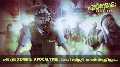 aZombie: Dead City | Zombie Shooting Game APK For Android