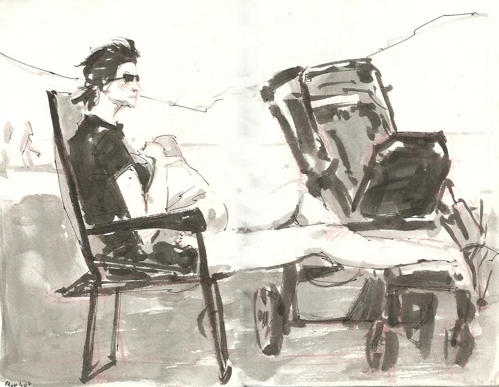 Dibujos De Mi Libreta: Urban Sketchers Spain. El Mundo Dibujo A Dibujo.: Libreta
